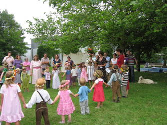 Waldorfkindergarten Straubing