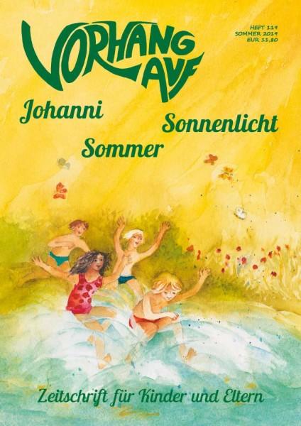 VORHANG AUF Heft 119 Johanni, Sommer, Sonnenlicht