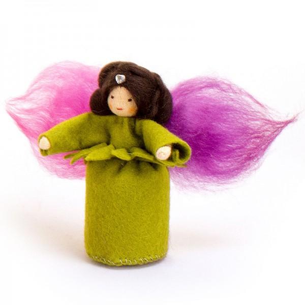 Sommerelfe grün Bastelpackung