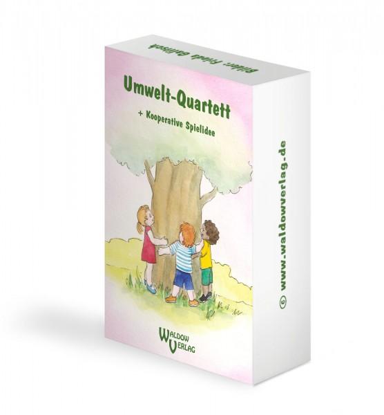 Umwelt-Quartett + Kooperative Spielidee
