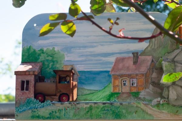 Spieluhr - Jim und die Lokomotive