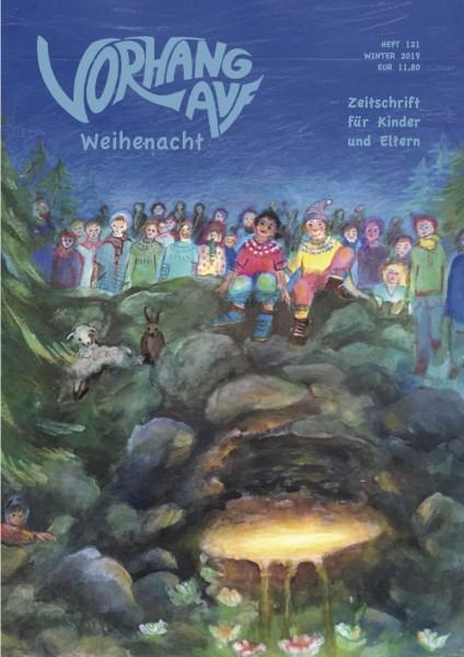 VORHANG AUF Heft 121 Weihnacht