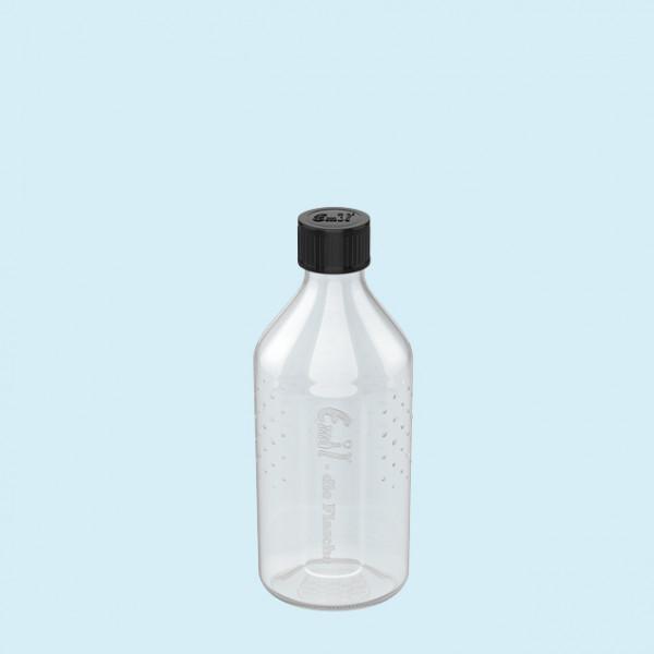 Emil Ersatz - Glasflasche 0,3 oval