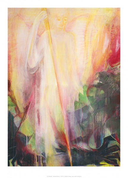 Kunstdruck St. Michael