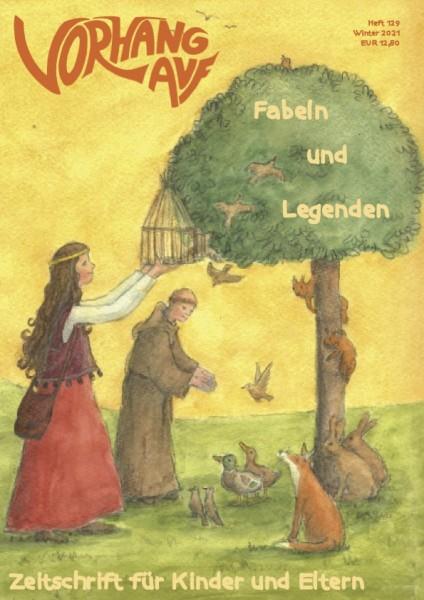 VORHANG AUF Heft 129 Fabeln und Legenden