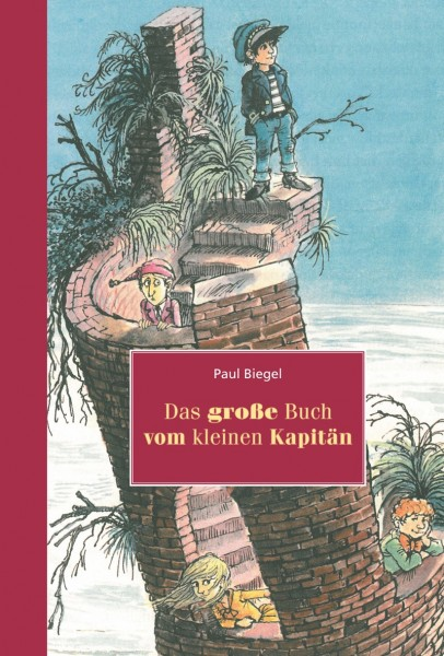 Das große Buch vom kleinen Kapitän
