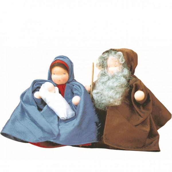 Heilige Familie - Josef, Maria und Kind Bastelpackung