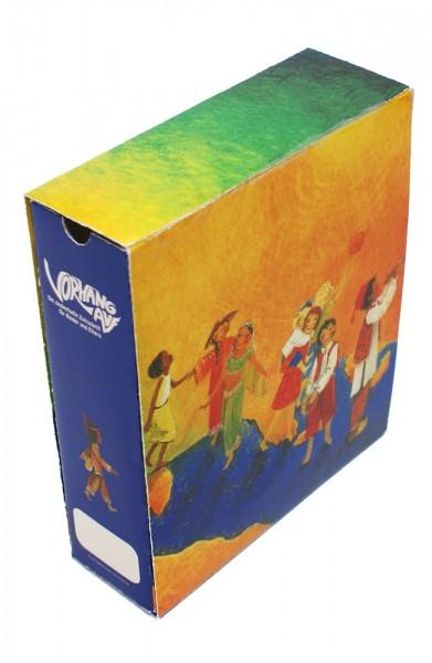 """Zeitschriftensammler """"Kinder der Welt"""" für 12x VORHANG AUF"""