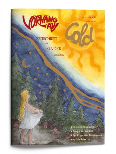 VORHANG AUF Heft 101 Gold