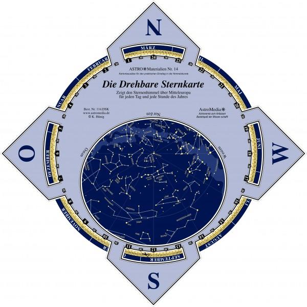 Die Drehbare Sternkarte