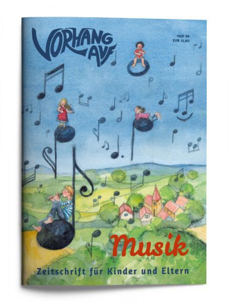 VORHANG AUF Heft 99 Musik