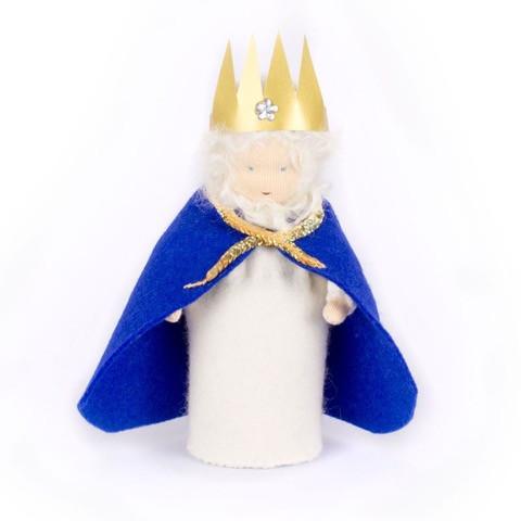 König Balthasar Bastelpackung