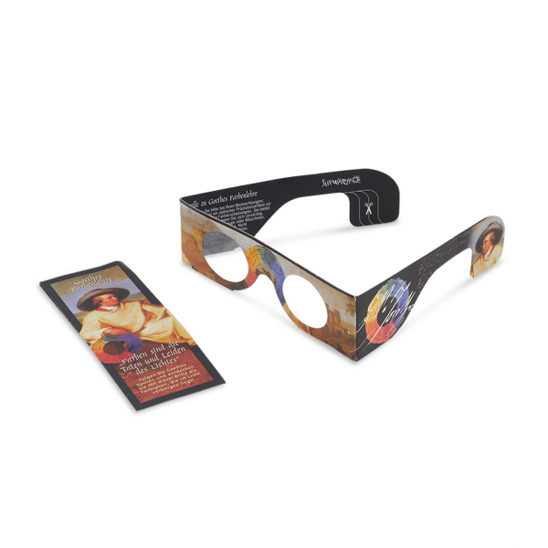 Goethe Farbenbrille