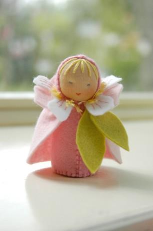 Kirschblüte Bastelpackung