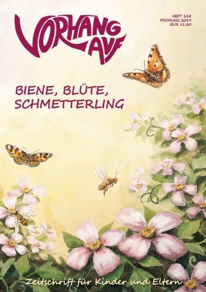 VORHANG AUF Heft 118 Biene, Blüte, Schmetterling