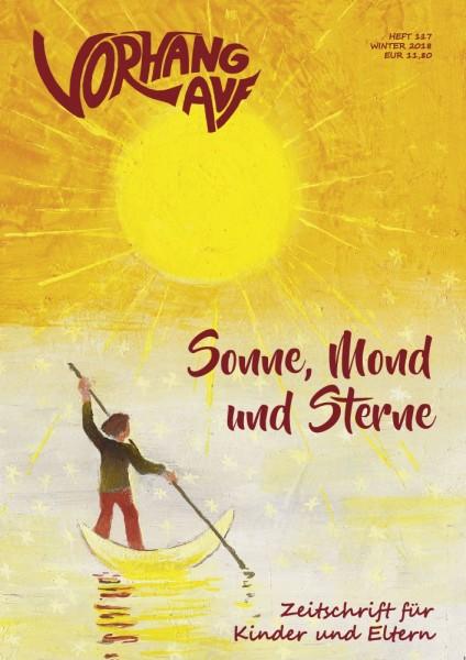 VORHANG AUF Heft 117 Sonne, Mond und Sterne